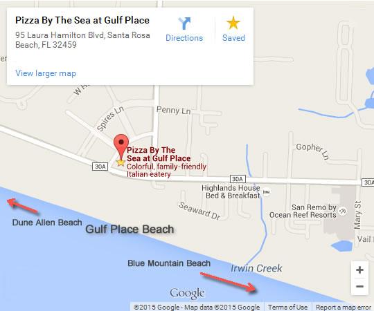 Gulf Place 540 450