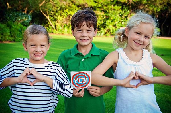 Trio with hearts 600 400