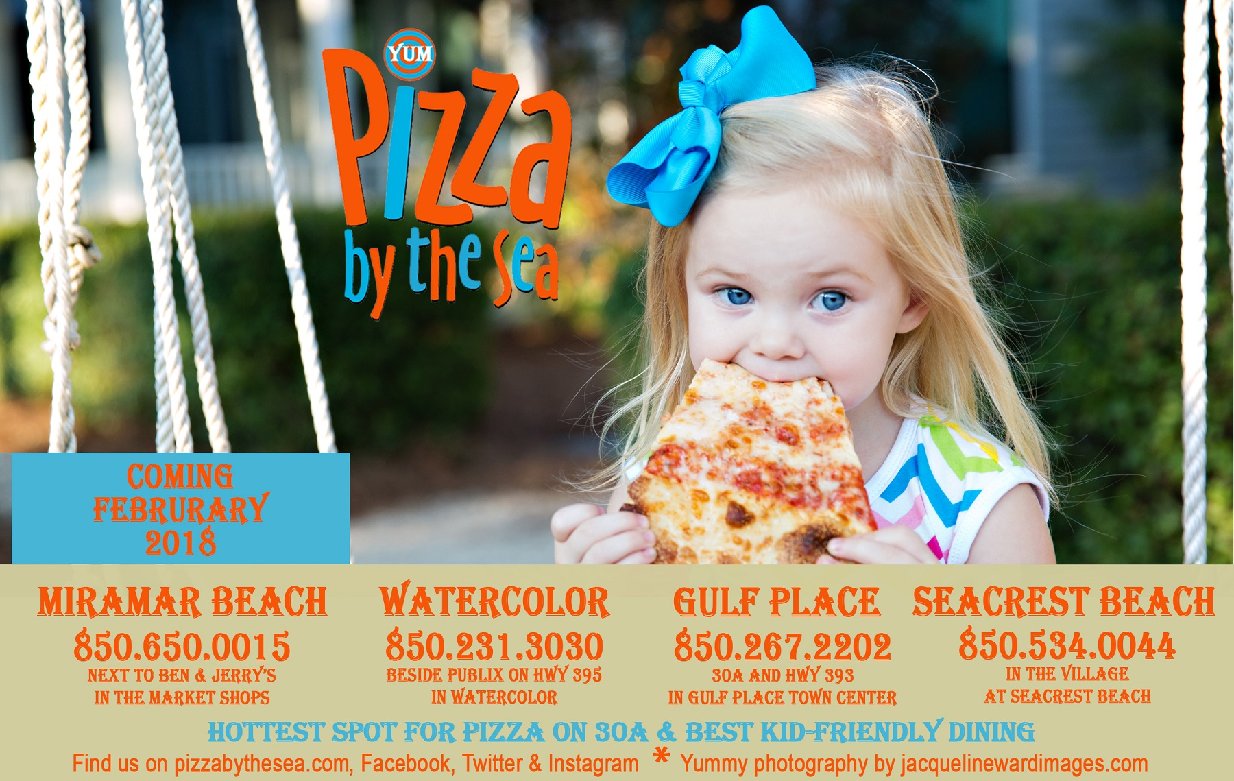 Pizza by the Sea 30A's Best Pizza
